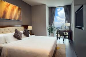 Grand Two Bedroom - Master Bedroom